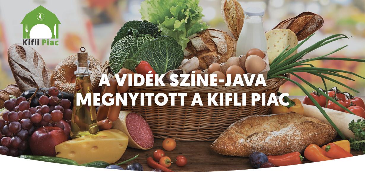 Kifli Piac - Dél-Magyarország